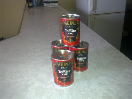 Heinz Cream of Tomato Soup